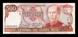 Costa Rica 500 Colones 1987 Pick 255 SC UNC - Costa Rica