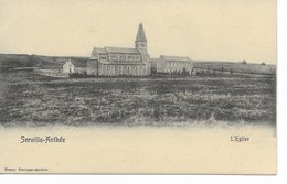 SERVILLE-ANTHéE   L' église. - Onhaye