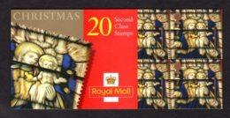 GRANDE-BRETAGNE 2000 - Carnet YT C2207 - SG LX20- NEUF** MNH - Noël 2000 - Carnets