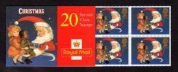 GRANDE-BRETAGNE 1997 - Carnet YT C2002 - SG LX14- NEUF** MNH - Noël 1997 - Carnets