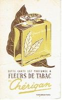 Carte Parfum - CHERIGAN - FLEURS DE TABAC - Cartes Parfumées