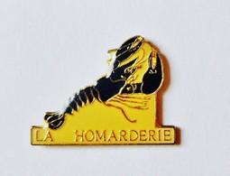 Pin's Crustacé Homard La Homarderie - ANIMAUX - Animaux