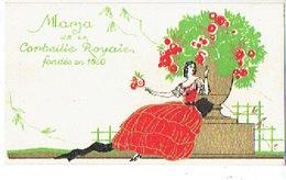 Carte Parfum - MARJA De LA CORBEILLE ROYALE - Cartes Parfumées