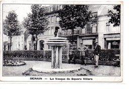 Nord : Denain : La Vasque Du Square Villars - Denain