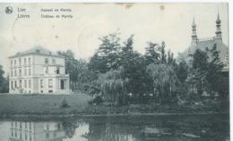 Lier - Lierre - Kasteel De Marnix - Château De Marnix - Ed. H. Van Biesen - 1908 - Lier