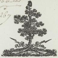 Héraldique Colmar An 8 - 23.11.1799 L'Administration Forestière Pour Ensisheim - Documents Historiques