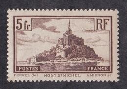 FRANCE   Y&T  N°  260  NEUF **  COTE  45.00 Euros - Francia