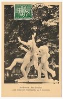 BELGIQUE => Carte Maximum - Les Joies Du Printemps - 1955 - Maximum Cards