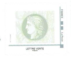 ID Timbre Cécable Cérès 2020 Tirage Rare - Frankreich