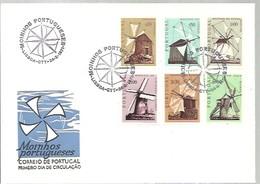 FDC 1971 - Molinos