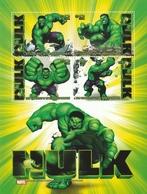 St. Vincent & The Grenadines,  MNH -  Cinema, Hulk - 2 Bf. - Cinema