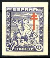 España Nº 986 Sin Goma. Cat.20€ - 1931-50 Nuevos & Fijasellos