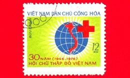 VIETNAM Nord - Viet Nam - 1976 - 30 Anni Di Croce Rossa Vietnamita - 12 - Vietnam