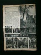 DEURNE: Sterckshof (1949) - Documents Historiques