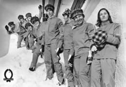 SORBIERS - Vêtements De Ski Francital - Salon Des Sports D'Hiver De Grenoble - Championnats Du Monde De Ski 1970 - Autres Communes