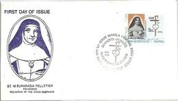 FDC 1987 - Filipinas