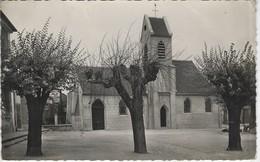 95 ( Val D'Oise ) - GARGES LES GONESSE - L'Eglise Saint Martin - Garges Les Gonesses