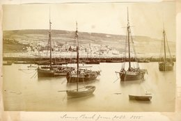 Albumen Photo - Lyme, DORSET (17 X 10.5cm) - Alte (vor 1900)