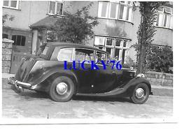 Voiture Anglaise Triumph (11,3 X 8 Cm) - Cars