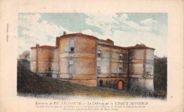 63-SALLEDES CHATEAU DE LA CHAUX MONGROS-N°T1080-E/0337 - France