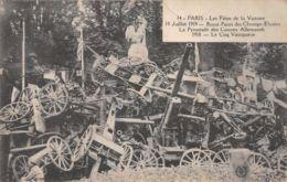 75-PARIS FETE DE LA VICTOIRE 19 JUILLET 1919-N°T1080-G/0143 - Sonstige