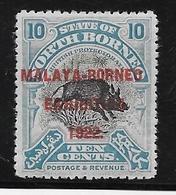 Bornéo Du Nord N°207 - Neuf * Avec Charnière - TB - Timbres