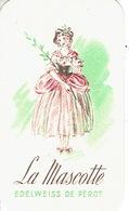 Carte Parfum - La MASCOTTE EDELWEISS De PEROT - Cartes Parfumées