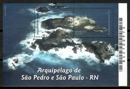 Brazil 2014 Brasil / Lighthouses St. Peter & St. Paul Islands MNH Faros Islas Leuchttürme / Cu15608  29-24 - Faros