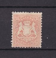 Bayern - 1870 - Michel Nr. 27 Y - Ungebr. - 20 Euro - Bayern
