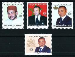 Marruecos Nº 1285/8 Nuevo - Marruecos (1956-...)