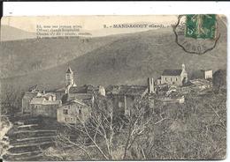 MANDAGOUT - Gard (1912) - France