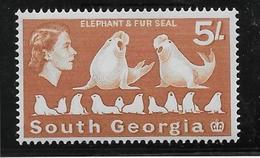 Géorgie Du Sud N°21 - Neufs ** Sans Charnière - TB - Géorgie Du Sud