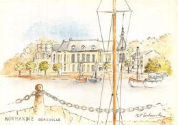 14-DEAUVILLE-N°T1082-F/0193 - Deauville