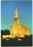 Bern - Zollikofen : Erste Europäische Tempel Der Kirche Jesu Christi Der Heiligen Der Letzten Tage - (Schweiz/Suisse) - BE Berne