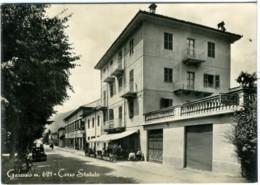 GARESSIO  CUNEO  Corso Statuto  Ristorante Borgonuovo  Cinema - Cuneo