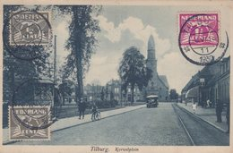 TILBURG - 1930 - KORVELPLEIN - Tilburg