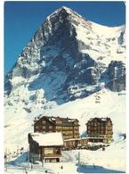 Kleine Scheidegg 2061 M - Eiger-Nordwand - (Schweiz/Suisse) - BE Berne