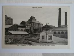 CPA De FIRMINY  : Puits Monterrad - Cie Des Mines De Roche, N° 303 - Firminy