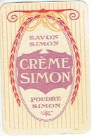 Carte Parfum - CREME SIMON - Hygiène & Beauté Du Visage Et Des Mains - Cartes Parfumées
