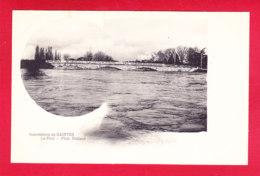 F-17-Saintes-94A02 Inondations De Saintes, Le Pont, Cpa BE - Saintes