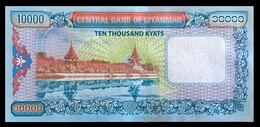 # # # Banknote Myanmar 10.000 Kyats UNC # # # - Myanmar