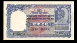 # # # Sehr Seltene Banknote Nepal 10 Mohru UNC- # # # - Nepal