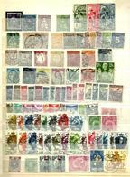 Lote Mundial 90 Sellos. Cat.1900€ - Briefmarken
