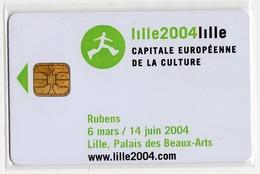PIAF FRANCE LILLE Ref Passion PIAF 59000-83  30€ L&G 09/03 - Francia