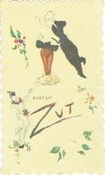 Carte Parfum - ZUT De SCHIAPARELLI - PARIS - Cartes Parfumées