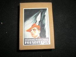 SCATOLA PENNINI MARCA PRESBITERIO N.602 - Pens