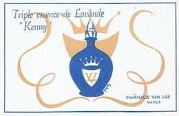 """Carte Parfum - """"KENNY"""" Triple Essence De Lavande - Pharmacie VAN LIER à NAMUR - Cartes Parfumées"""