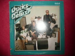 LP N°1911 - DUCKS DELUXE - COMPILATION 11 TITRES - Rock