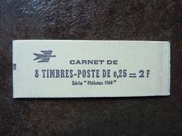 1964 Coq De Decaris 0,25F  Y&T = 1331-C5  Philatec 64  ** MNH - Definitives