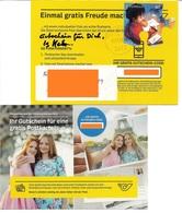 1640a: Beleg 2472 Prellenkirchen Post.partner 17.09.19, Gelaufen Nach 2410 Hainburg Mit Blockmarken- Frankatur - Bruck An Der Leitha